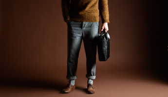 Hard Graft Atelier Assembly Briefcase 10