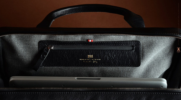 Hard Graft Atelier Assembly Briefcase 11