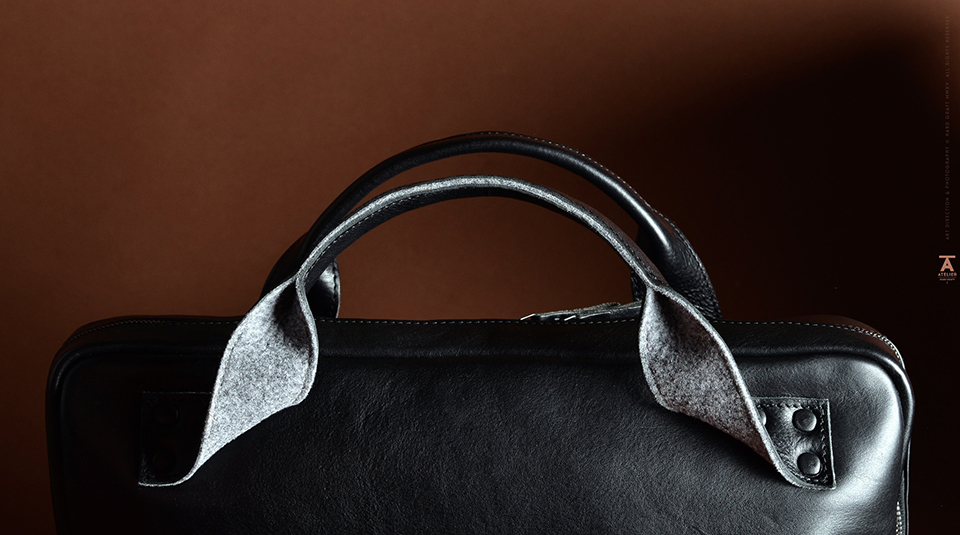 Hard Graft Atelier Assembly Briefcase 3