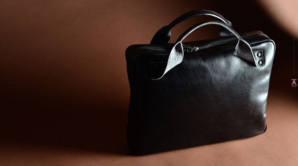 Hard Graft Atelier Assembly Briefcase 5
