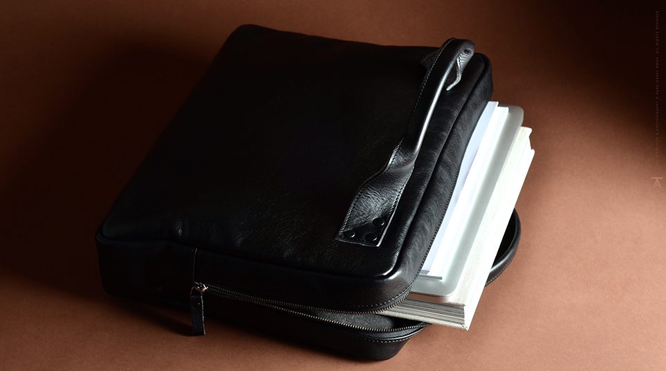 Hard Graft Atelier Assembly Briefcase 8