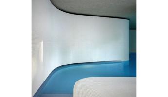 Hidden Swimming Pool Pavilion by Act Romegialli - La Piscina del Roccolo 12