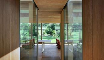 Hidden Swimming Pool Pavilion by Act Romegialli - La Piscina del Roccolo 15