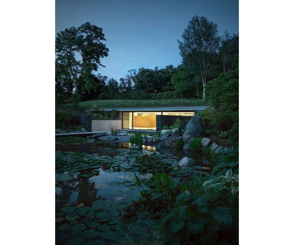 Hidden Swimming Pool Pavilion by Act Romegialli – La Piscina del Roccolo 18