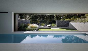 Hidden Swimming Pool Pavilion by Act Romegialli - La Piscina del Roccolo 2