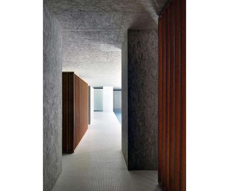 Hidden Swimming Pool Pavilion by Act Romegialli – La Piscina del Roccolo 4