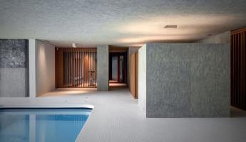 Hidden Swimming Pool Pavilion by Act Romegialli - La Piscina del Roccolo 5