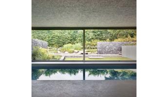 Hidden Swimming Pool Pavilion by Act Romegialli - La Piscina del Roccolo 7