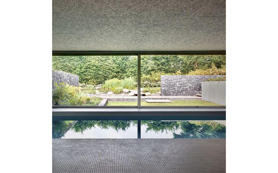 Hidden Swimming Pool Pavilion by Act Romegialli – La Piscina del Roccolo 7