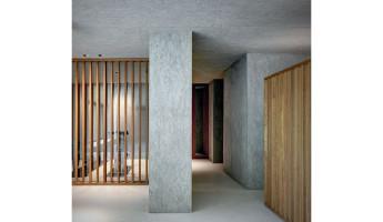 Hidden Swimming Pool Pavilion by Act Romegialli - La Piscina del Roccolo 9