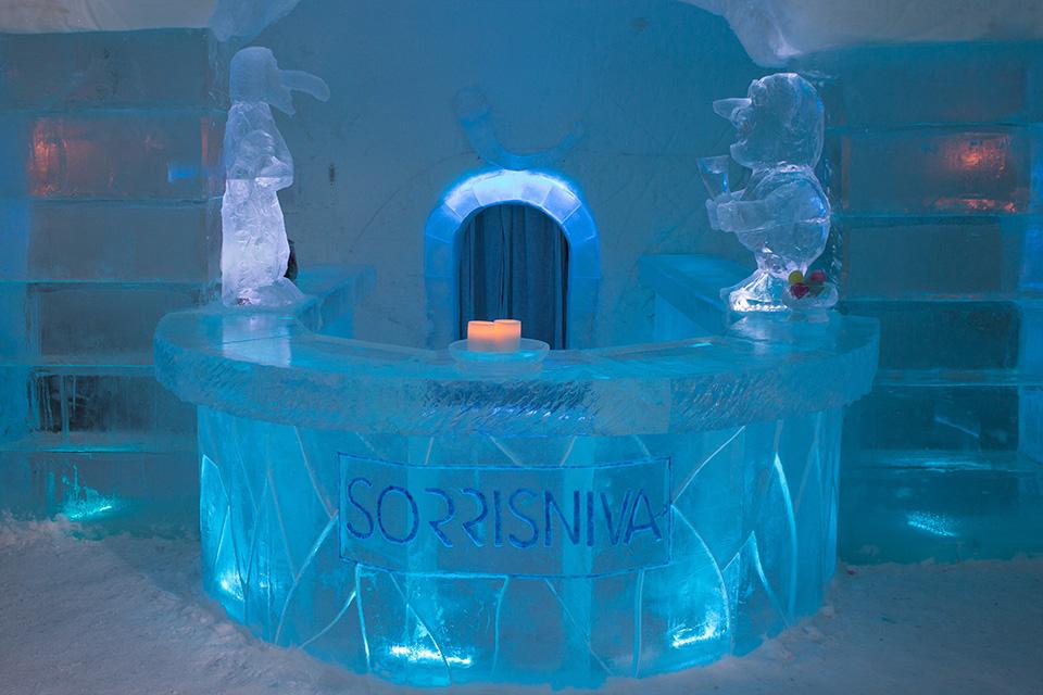 Ice Hotel – Sorrisniva Igloo Hotel Finland 3