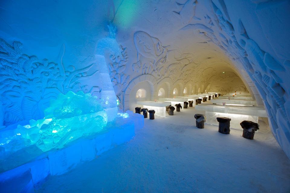 Ice hotel – Snowcastle of Kemi Finland 2