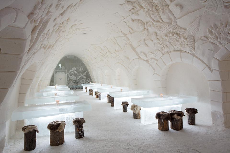 Ice hotel – Snowcastle of Kemi Finland 3
