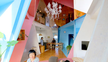 Kochi Architects Studio - Apartment House Tokyo - Photo by Daici Ano 1