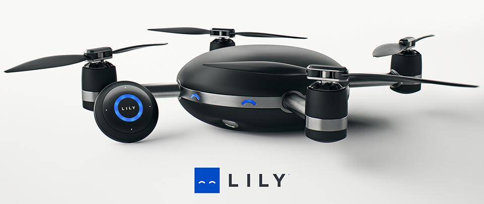 Lily Camera Drone 2