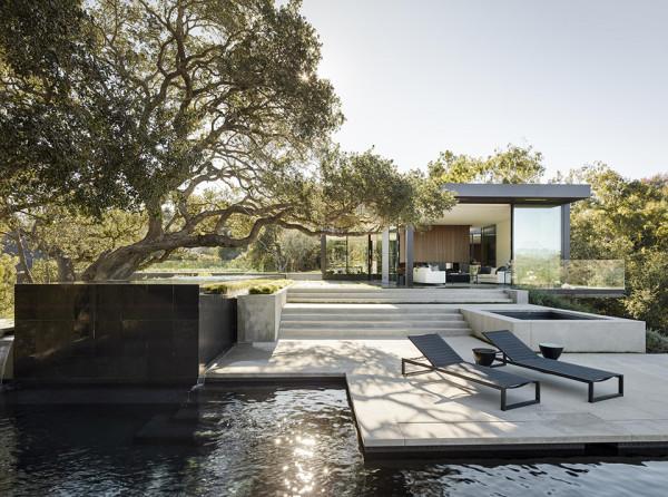 Beverly Hills House - Oak Pass House by Walker Workshop - Interview 12