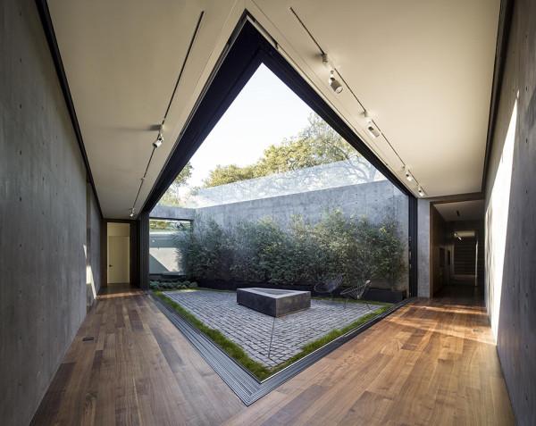 Walker Workshop Architecture - Beverly Hills House 18