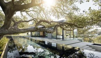 Walker Workshop Architecture - Beverly Hills House 19