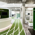 Onefootball Office Design by TKEZ Architecture 1