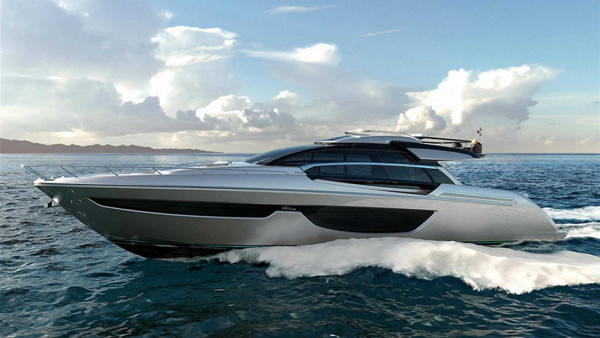 Riva 76 Yacht 6 600x338 This Incredible Italian Cruise Yacht is Like a Seafaring Ferrari: Meet the Riva 76 Yacht