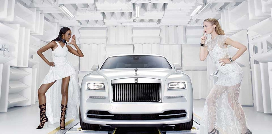 Rolls Royce Wraith - Inspired by Fashion (1)