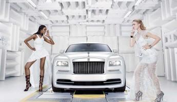 Rolls Royce Wraith - Inspired by Fashion (1)