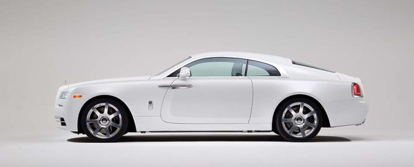 Rolls Royce Wraith - Inspired by Fashion (2)