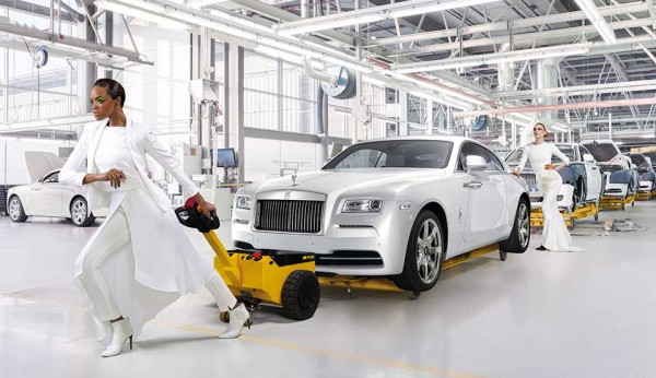 Rolls Royce Wraith - Inspired by Fashion (7)