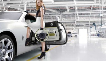 Rolls Royce Wraith - Inspired by Fashion (9)