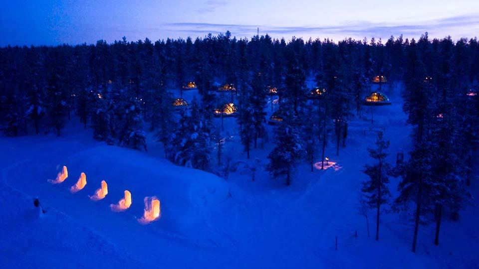 Snow Hotel – Kakslauttanen Igloo Hotel 1
