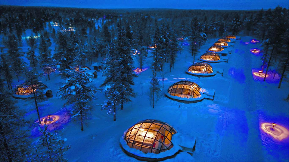 Snow Hotel – Kakslauttanen Igloo Hotel 2