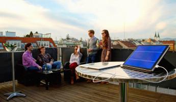 Solartab Solar Charger Portable Photovoltaic Panel 1