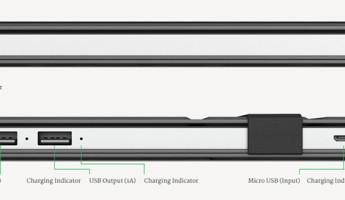 Solartab Solar Charger Portable Photovoltaic Panel 5