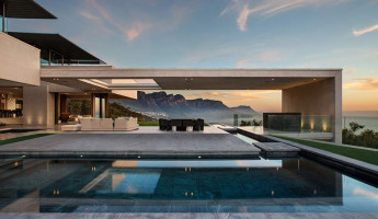 South African Seaside Overlook House - OVD 919 by SAOTA 1