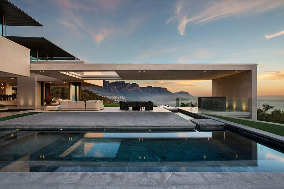 South African Seaside Overlook House – OVD 919 by SAOTA 1