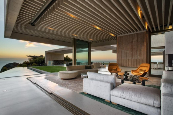 South African Seaside Overlook House - OVD 919 by SAOTA 4