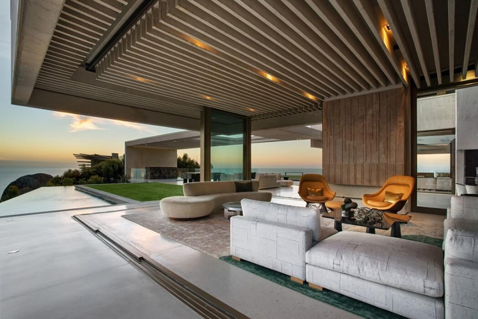 South African Seaside Overlook House – OVD 919 by SAOTA 4