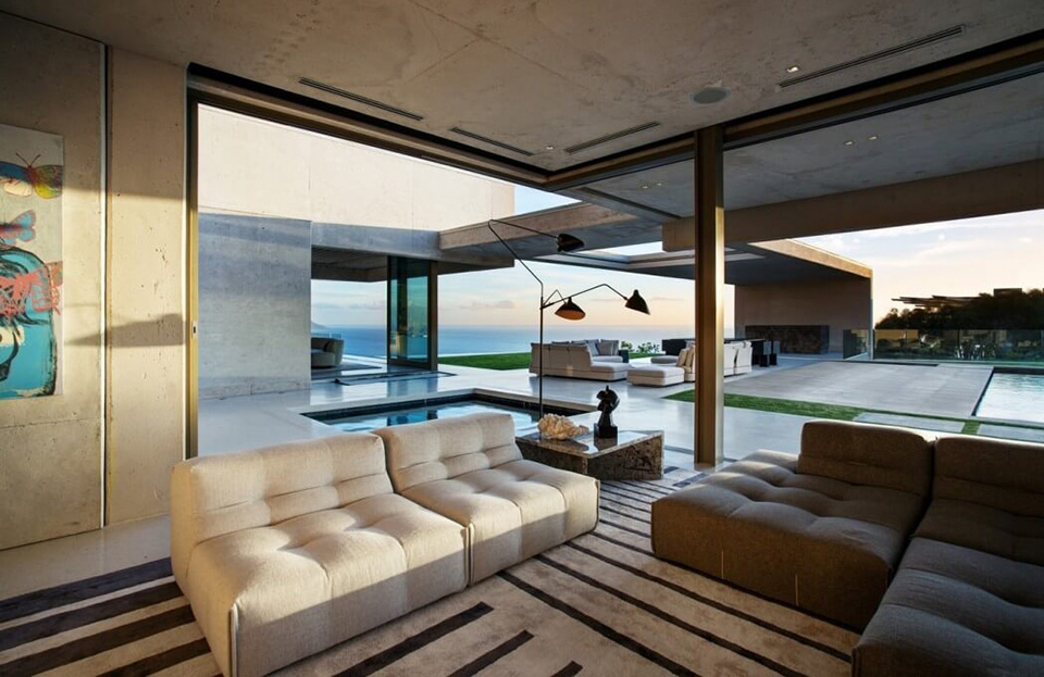 South African Seaside Overlook House – OVD 919 by SAOTA 5