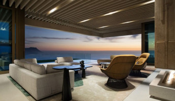 South African Seaside Overlook House - OVD 919 by SAOTA 8