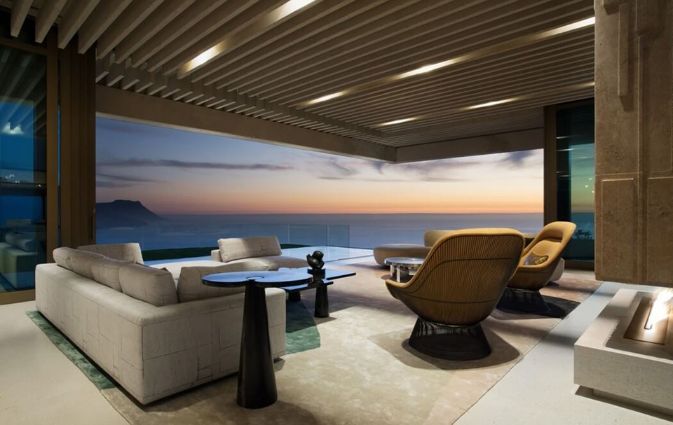 South African Seaside Overlook House – OVD 919 by SAOTA 8