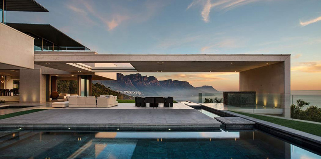 South African Seaside Overlook House - OVD 919 by SAOTA hero