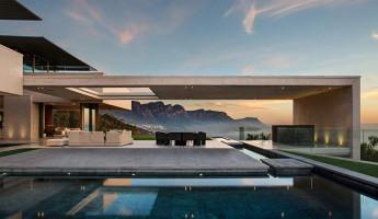 South African Seaside Overlook House - OVD 919 by SAOTA hero