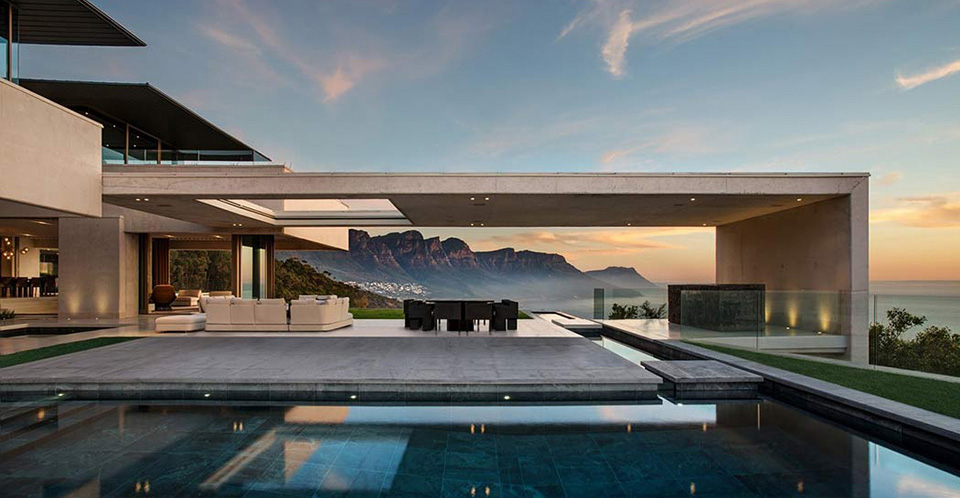 SAOTA Architects Build A Massive Seaside Marvel In Cape Town, South Africa