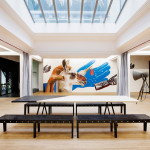 Superheroes Amsterdam Office Design by Simon Bush-King Architecture and Urbanism 1