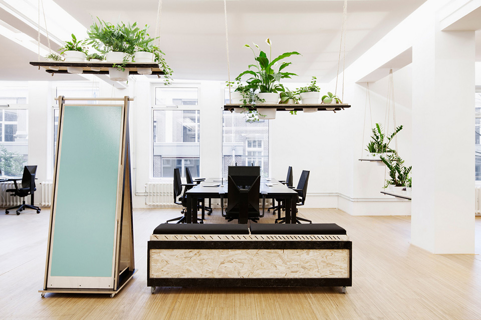 Superheroes Amsterdam Office Design by Simon Bush-King Architecture and Urbanism 3