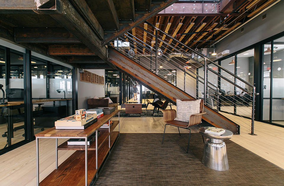 Work Is Beautiful In These 10 Inspiring Modern Office Designs