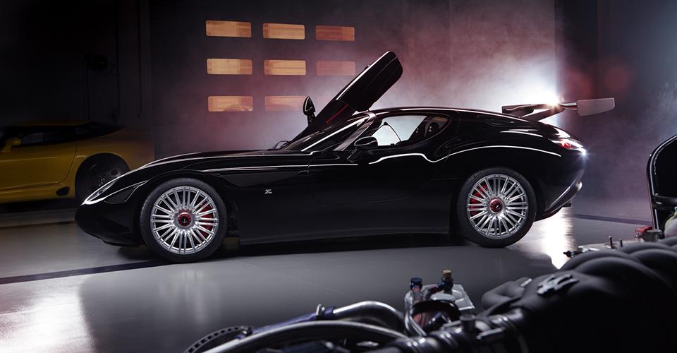Zagato Mostro – Monstrous Maserati (1)