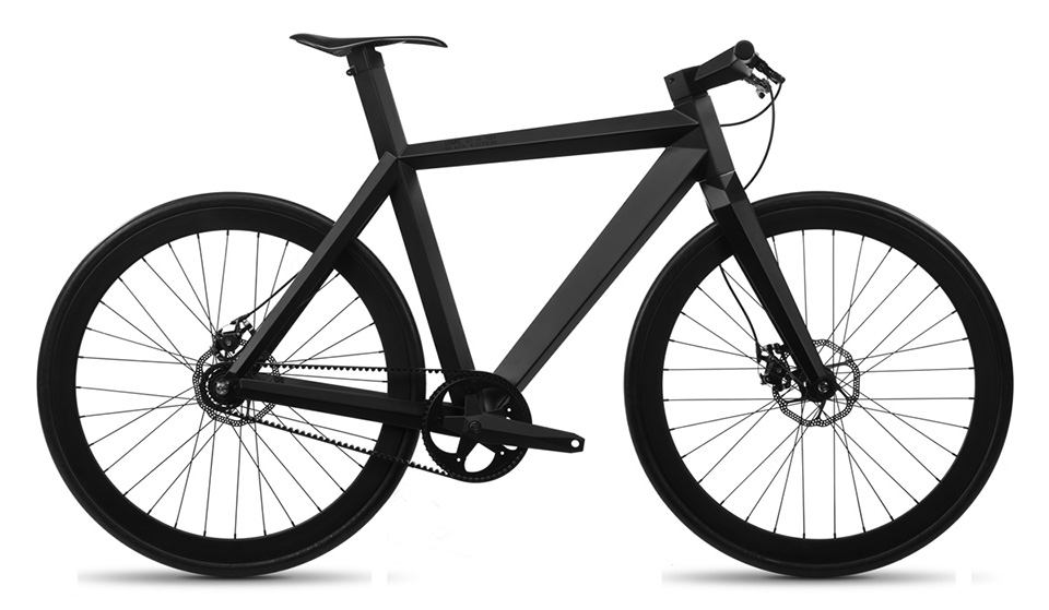 BME Design B 9 NH Black 5 Watch Out! This Stealthy Fixie Will Evade Radar, Turn Every Head on the Street