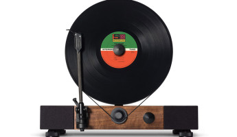 Gramovox Floating Record Turntable 1