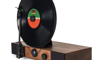 Gramovox Floating Record Turntable 2